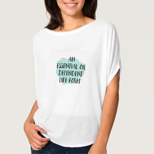Oil Dependant Life Form T-Shirt