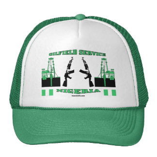 Oil Field Services Nigeria, Oil Field Hat