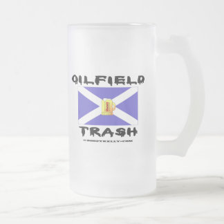 Oil Field Trash,Scotland,Oil Coffee Mug