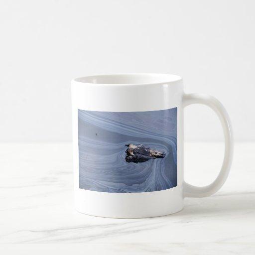Oil in the Gulf Mug