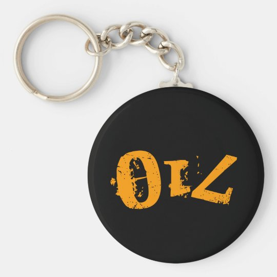 oil key chain