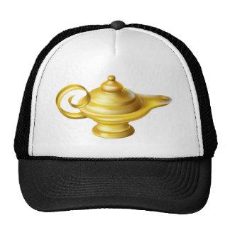 Oil Lamp Mesh Hats