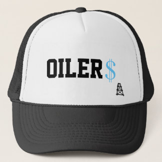 Oil Money Trucker Hat