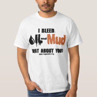 Oil & Mud T-Shirt