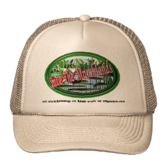 Oil Nightmare in the Gulf of Mexico. Trucker Hat