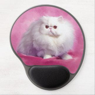 Oil Painting-Chip-Persian Cat-Gel Mousepad Gel Mouse Pad