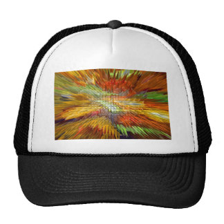 oil painting modern abstract fine art paintings trucker hats