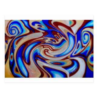 oil painting modern abstract fine art paintings postcard