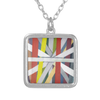 oil paintings necklaces