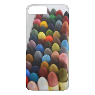 Oil Pastel Palette iPhone 8 Plus/7 Plus Case