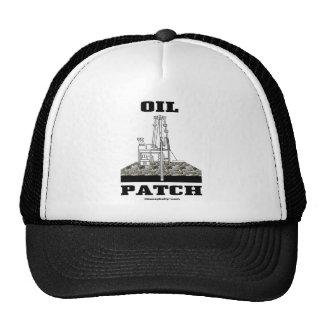 Oil Patch,Oil Field Hat,Oil