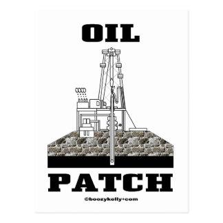 Oil Patch, Postcards