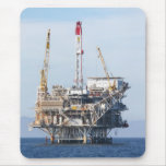 Oil Rig Mouse Pads