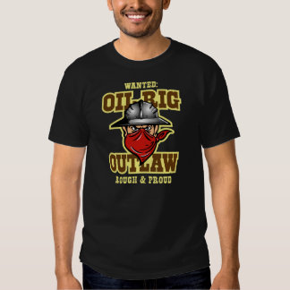 OIL RIG OUTLAW T-SHIRT