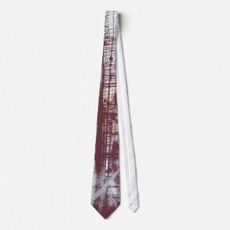 oil rig tie