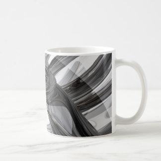 Oil Slick Abstract Mug