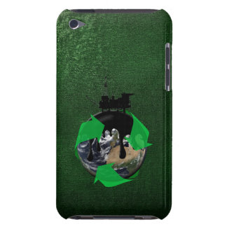 Oil Spill Barely There iPod Cases