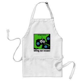 oil spill gulf of mexico standard apron