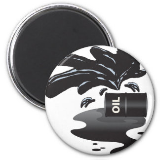 Oil Spill Magnet