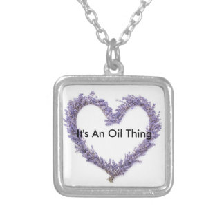 oil thing necklace