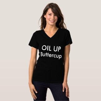 OIL UP Buttercup T-Shirt