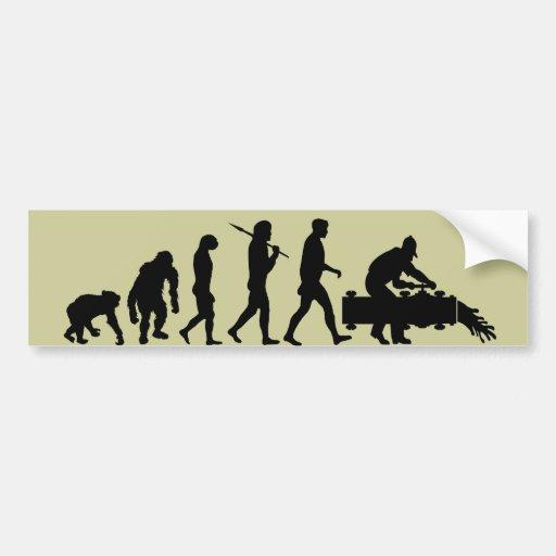 Oil workers landman pipeline engineering gifts bumper sticker