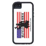 Oilfield Ninja USA iPhone5/5S Tough Case iPhone 5 Case