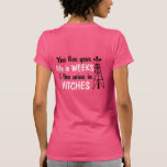 Oilfield | Offshore Hitches Wife T Shirts