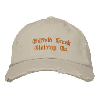 Oilfield Trash Clothing Co. Embroidered Hat
