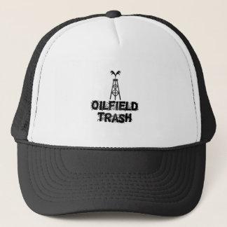 Oilfield Trash Trucker Hat