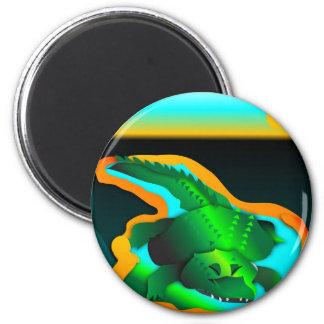 Oilgater 6 Cm Round Magnet