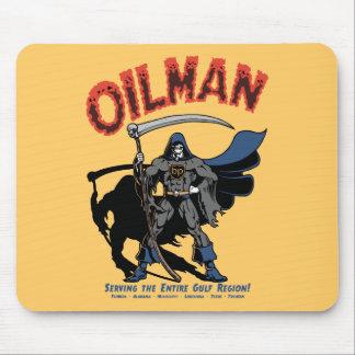 Oilman Mousepad