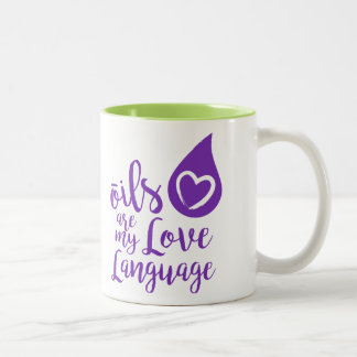 Oils are my Love Language Coffee Mug