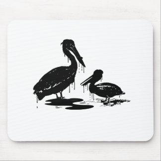 Oily Birds 2 Mousepad