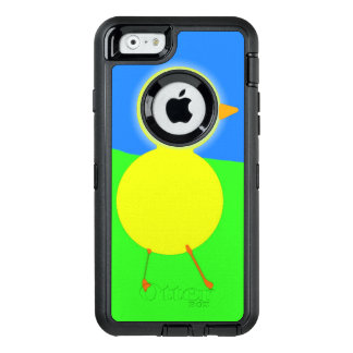 Oily Chick OtterBox Defender iPhone Case