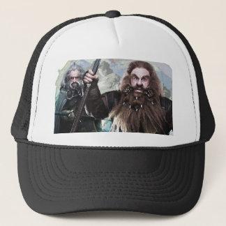 Oin and Gloin Trucker Hat