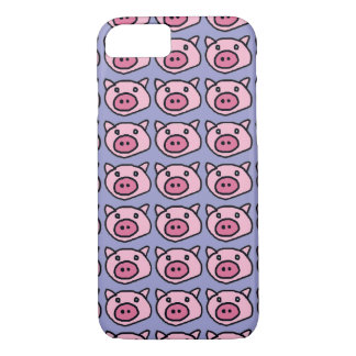 oink - pigs iPhone 7 case