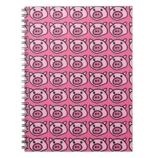 oink . pigs notebook