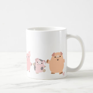 Oinky mug 2: the joyous bunch