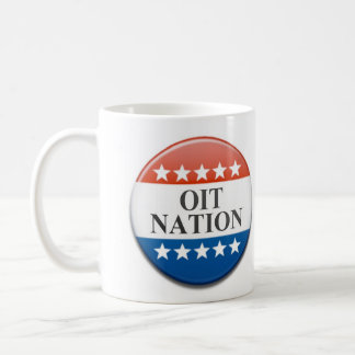 """OIT nation"" mug"