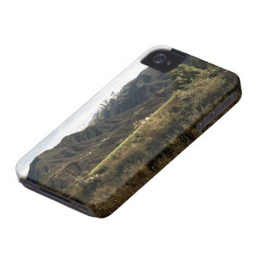 Ojai Valley With Snow Blackberry Case