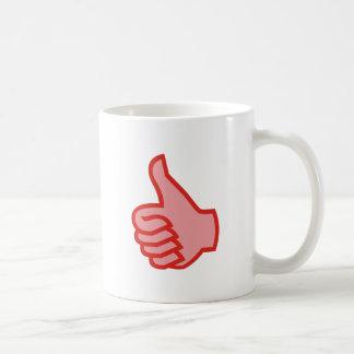OK thumbs highly thumbs UP Coffee Mug