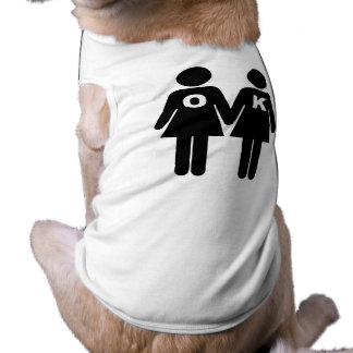 OK TO BE GAY (lesbian) Shirt