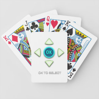 OK to Select Bicycle Poker Deck