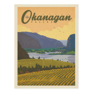 Okanagan Valley | Canada Postcard