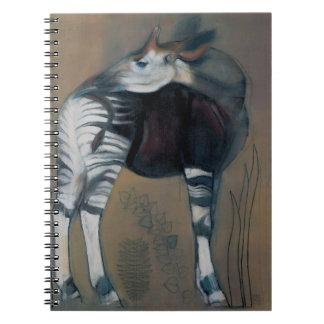 Okapi 2005 notebook