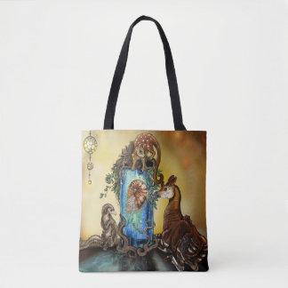 Okapi and the Oddlings Tote Bag