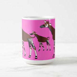 Okapi Mug