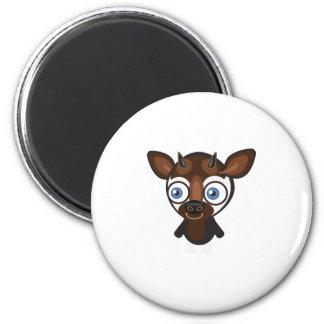 Okapi - My Conservation Park Refrigerator Magnet
