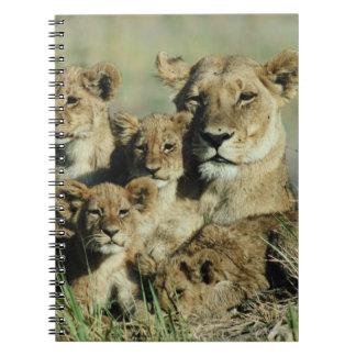 Okavango Delta, Botswana Spiral Notebook